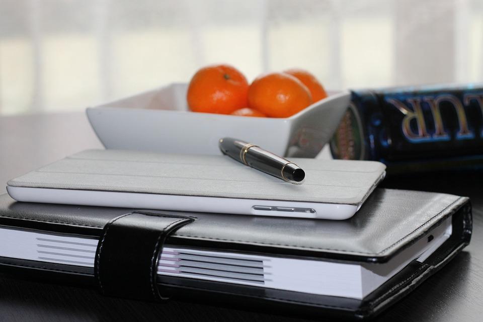 Planning, Organization, Notebook, Planner, Time