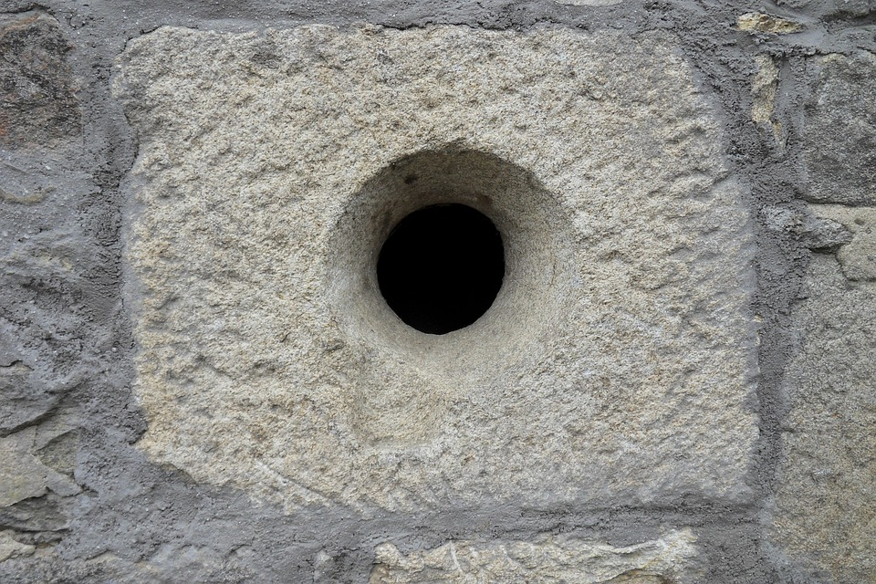 Wall Hole Masonry  Free Photo On Pixabay-2981