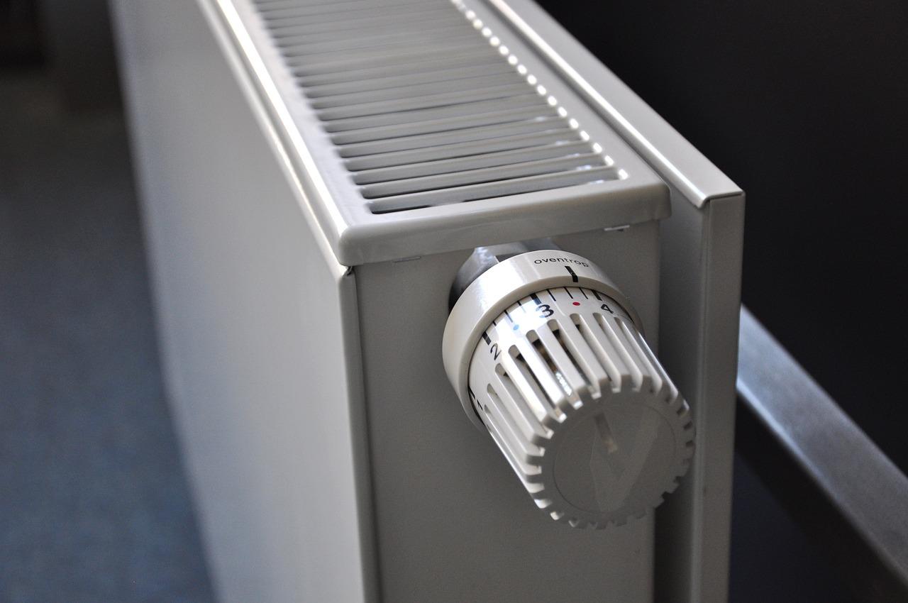 Šildymo sistemų montavimas