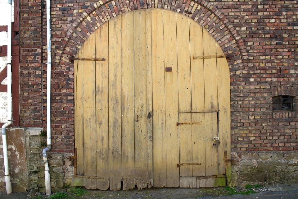 Old Gate Door Wall · Free photo on Pixabay