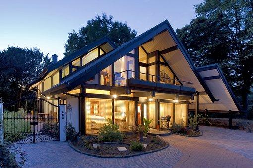 Wooden Frame Construction, Flock House