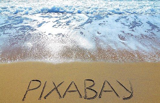 Pixabay, Sea, Sand, Beach Sand