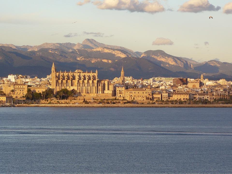 Mallorca, Palma De Majorque, Palma, La Cathédrale