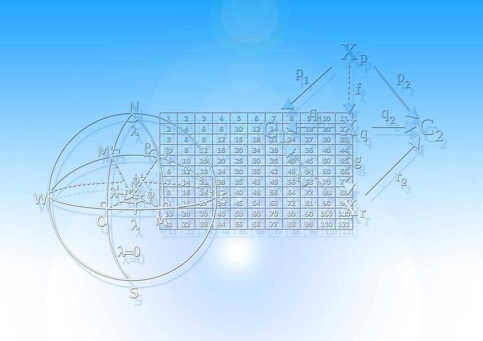 Mathematik Physik Formel Kostenloses Bild Auf Pixabay