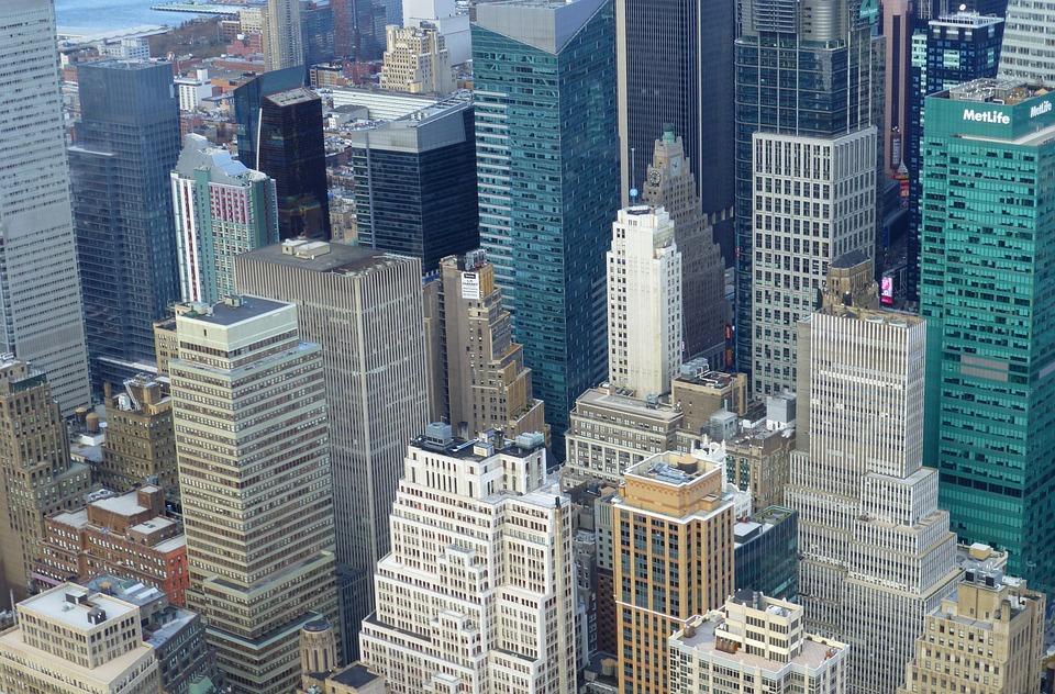 Muito Cidade De Nova York Iorque · Foto gratuita no Pixabay LC85