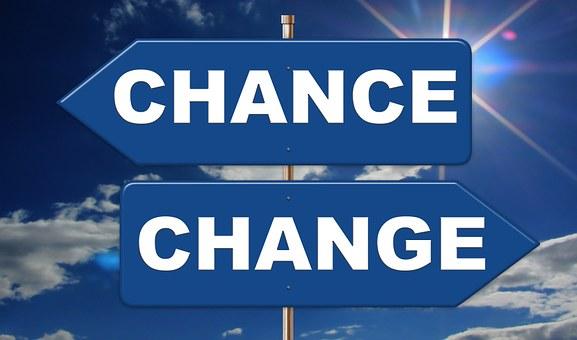 方向, 次の, 右, 注意してください, 道路標識, チャンス, 意思決定
