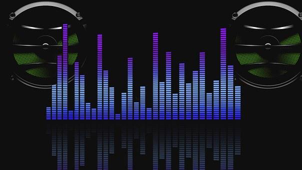 Download 800 Wallpaper Animasi Equalizer HD Gratis