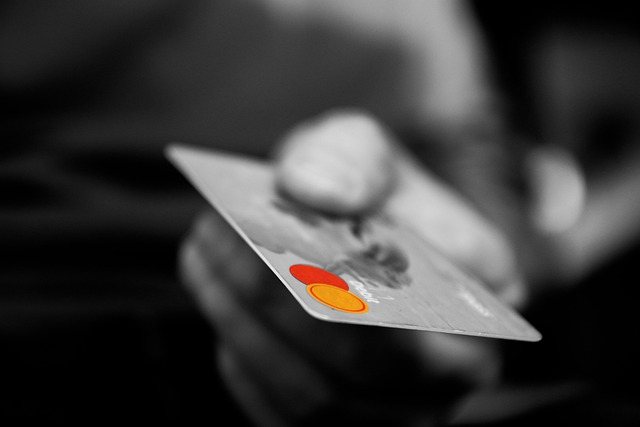 お金, カード, ビジネス, クレジットカード, 支払う, ショッピング
