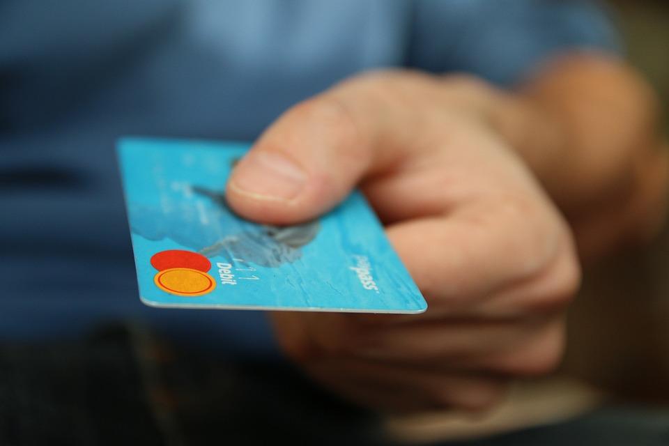 钱, 卡, 业务, 信用卡, 付, 购物