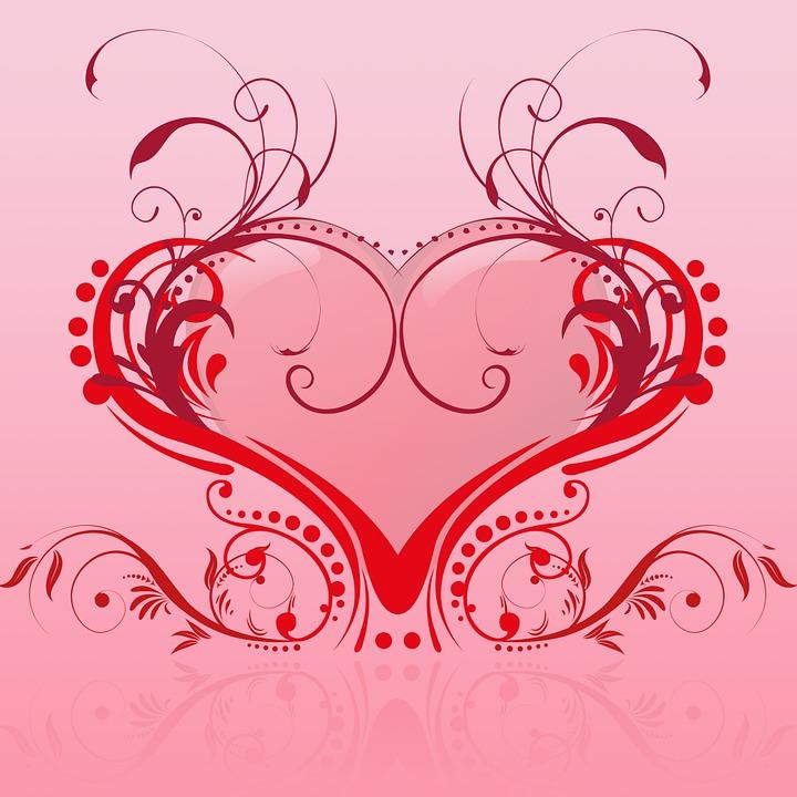 Saint valentin coeur amour image gratuite sur pixabay - Image st valentin gratuite ...