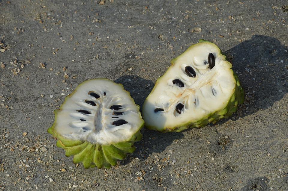 Anone, Fruits, Tropicaux, Alimentaire, En Bonne Santé