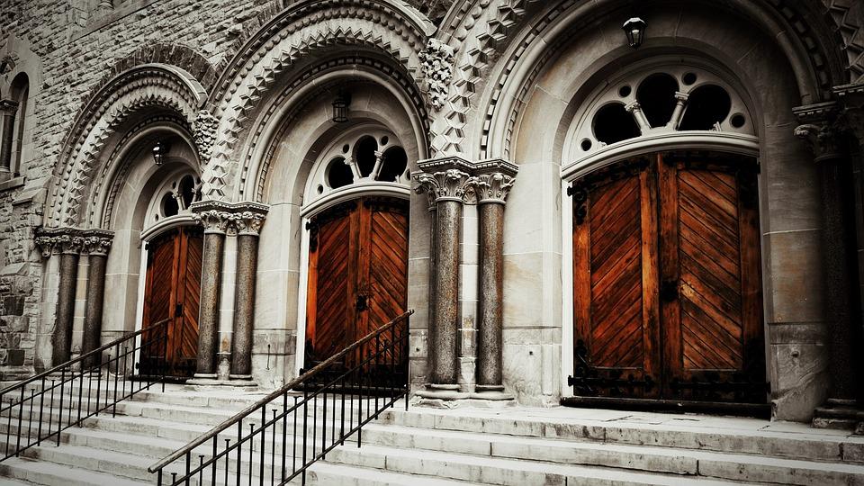 churches doors architecture buildings vintage & Churches Doors Architecture · Free photo on Pixabay