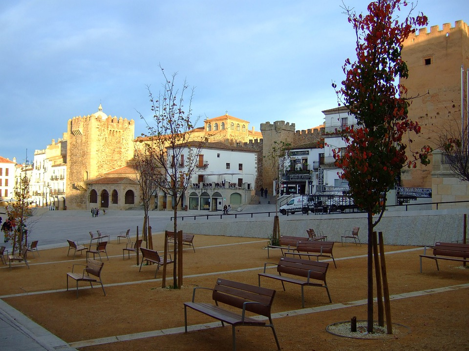 Ciudad Vieja De CÁCeres