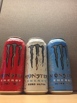 Drink Energy Drink Monster Energy Beverage