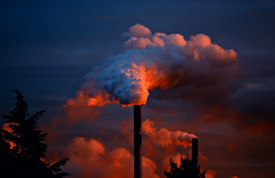 carbon pricing pollution climate change