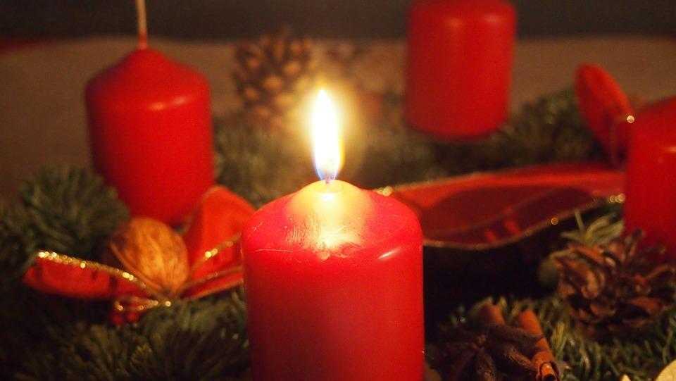 kostenloses foto advent adventskranz kerze kostenloses bild auf pixabay 258943