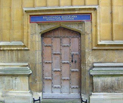 La Bibliothèque, Médiévale, Oxford