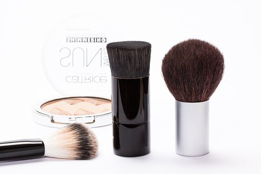 Cosmetics Makeup Make Up Brush Kabuki-Pnse
