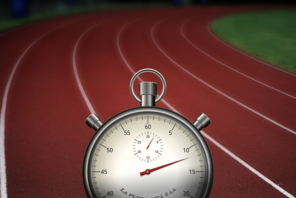 Stopwatch Time Treadmill - Free image on Pixabay
