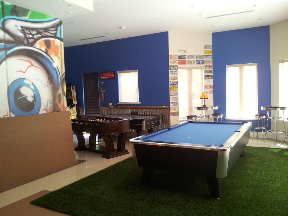 Game Room, Billiards, Entertainment, Billiard, Snooker