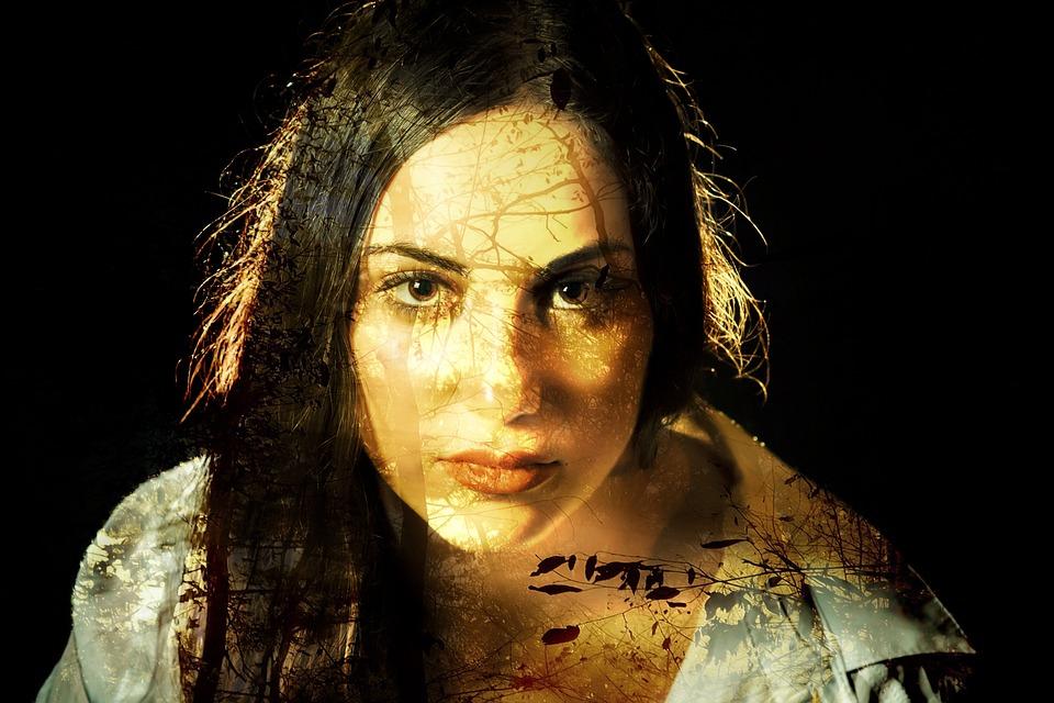 Zaczarowany, Kobieta, Płeć Żeńska, Portret