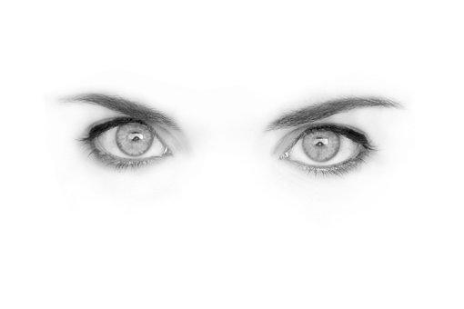 Eyes, Stare, Eye, Look, Looking, Staring