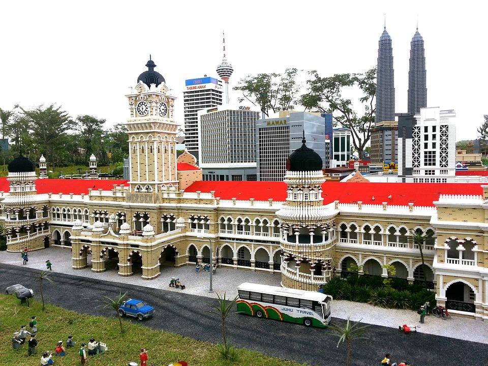 Free photo: Legoland Malaysia, Legoland - Free Image on Pixabay - 261538