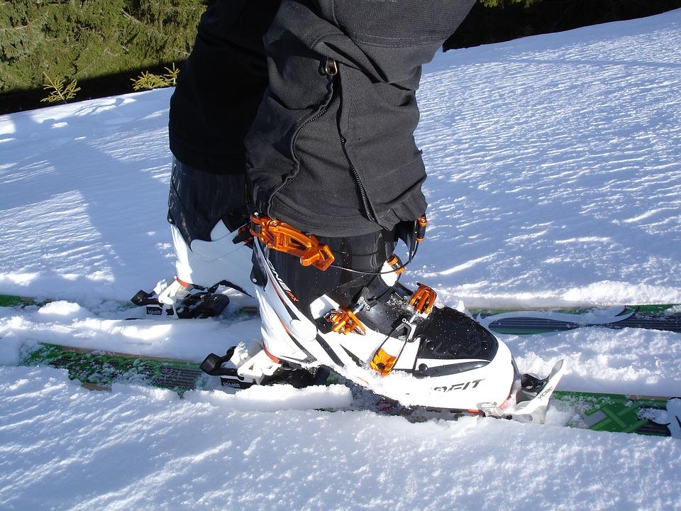 Touring Skis, Ski Touring Binding, Backcountry Skiiing