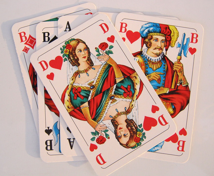 Bilder Spielkarten