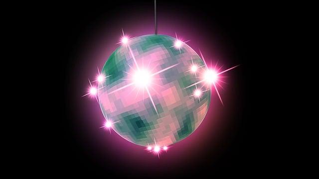 free illustration mirror ball disco ball disco free image on pixabay 262265. Black Bedroom Furniture Sets. Home Design Ideas
