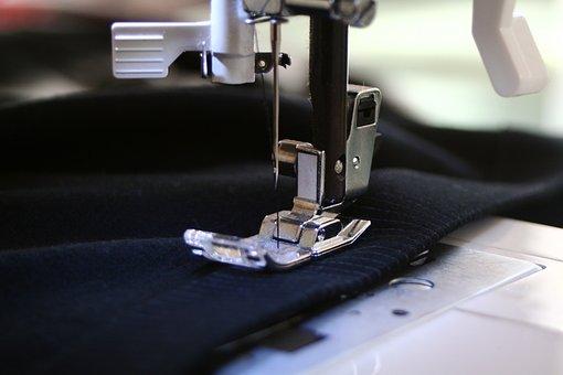 Sewing Machine, Sewing, Precision