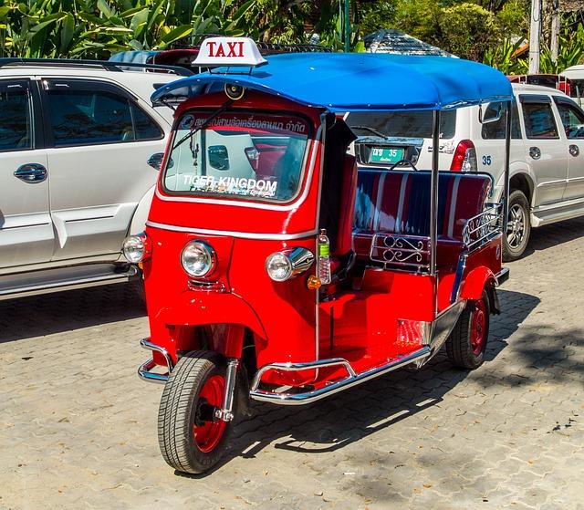Tuk Taxi · Free Photo On Pixabay