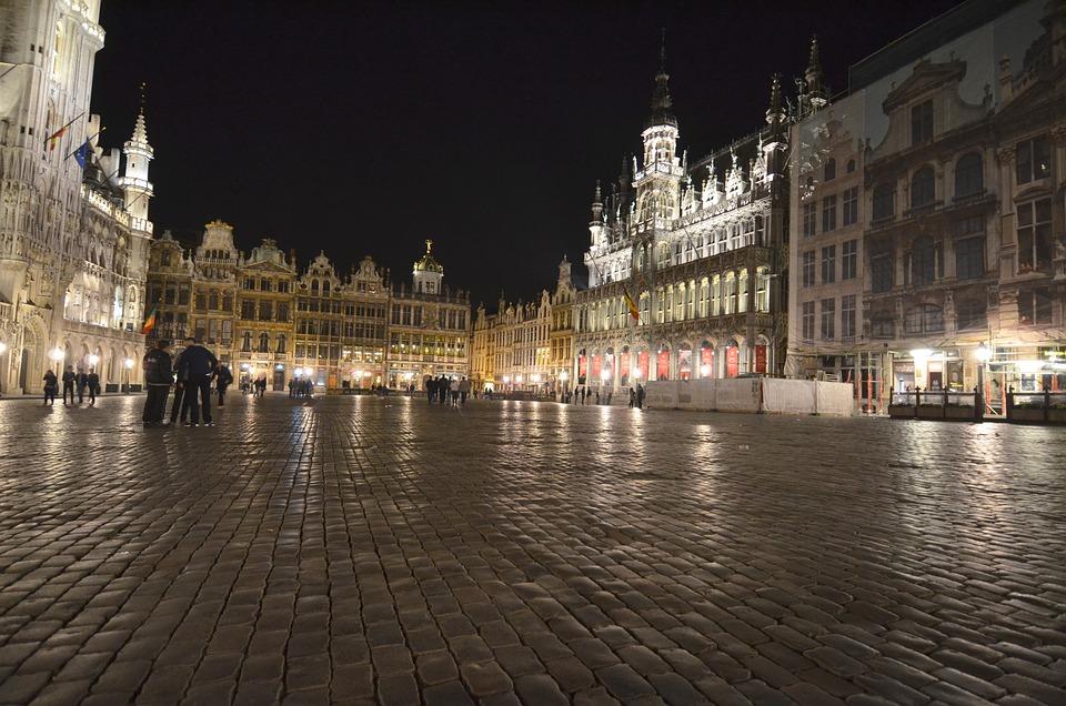 Bruxelles, Belgique, L'Architecture