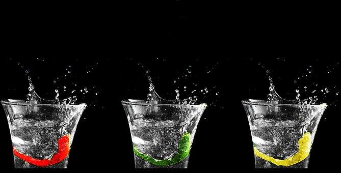 Acqua, Creativo, Arte Moderna