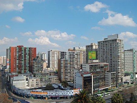 Santiago, Chile, Centro De La Ciudad