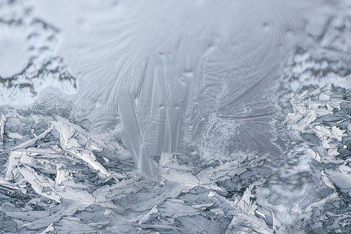 Hardest, Window, Ice, Eiskristalle