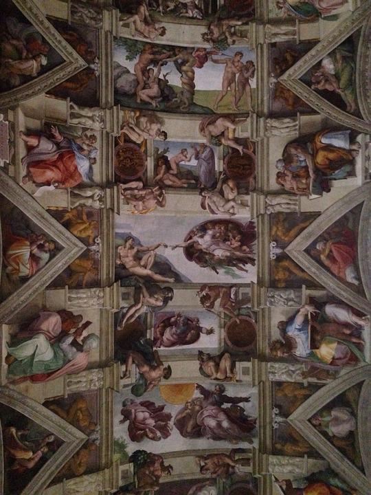 det sixtinske kapell