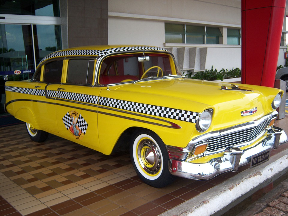 Free Photo Yellow Cab Taxi Yellow Car Free Image On Pixabay