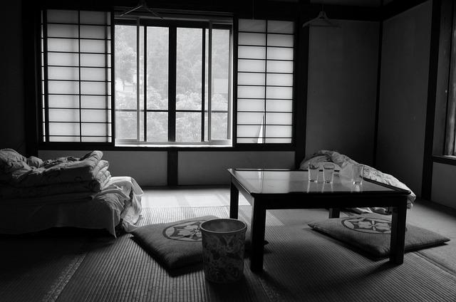 Chambre Chambres D 39 Hotes Japon Photo Gratuite Sur Pixabay