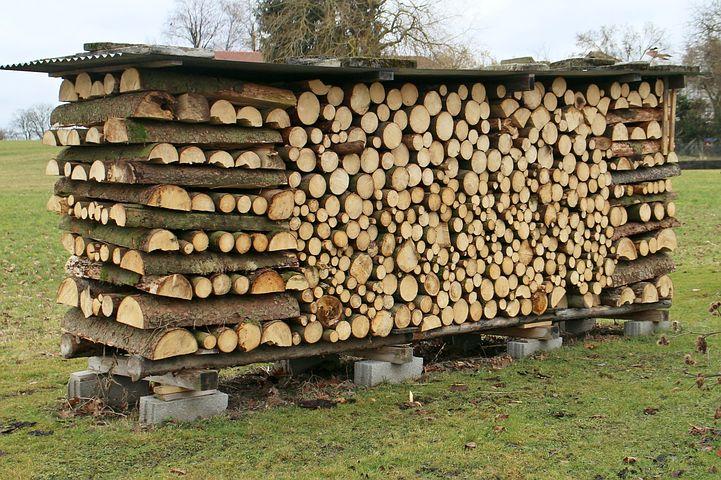 Как просушить дрова в домашних условиях