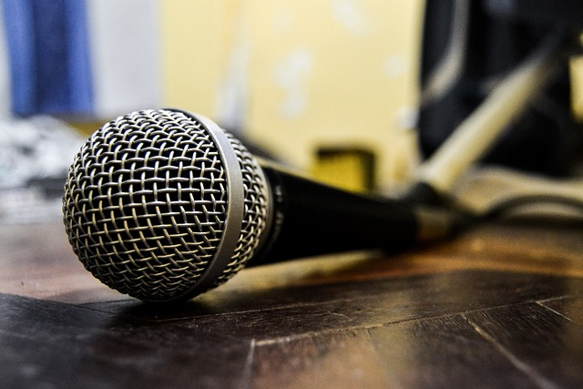 Hip Hop Rap Microphone 183 Free Photo On Pixabay