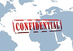 world, continents, confidential