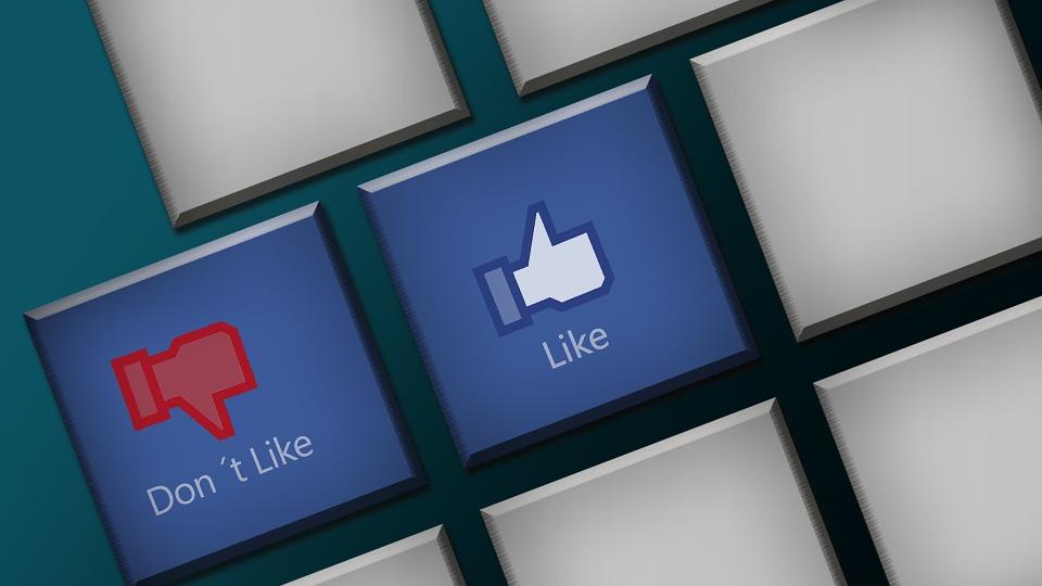 키, 페이 스 북, 엄지손가락, 처럼, 같은 페이스 북, 소셜 네트워크, 마음에 안