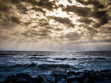 Sky, Clouds, Landscapes, Blue, Nature
