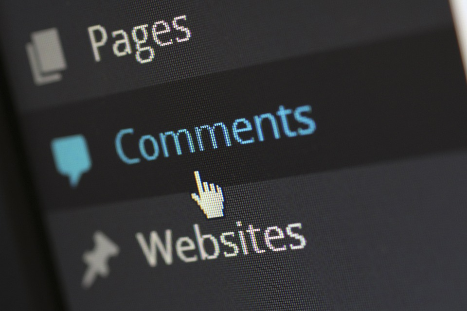 wordpress comment moderation image