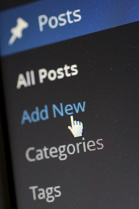 Cms, WordPress, Sistema Di Gestione Dei Contenuti
