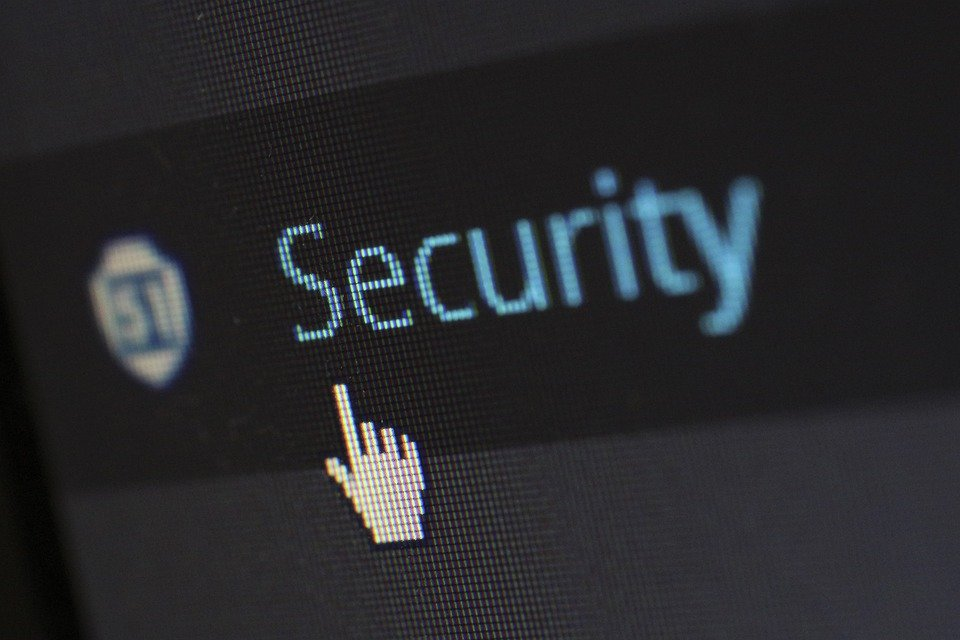 Security of WordPress Site