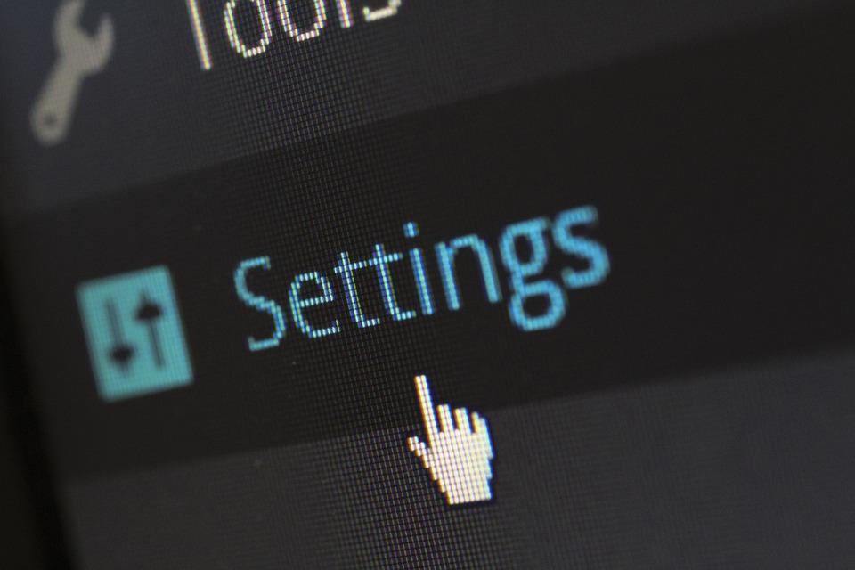设置, 选项, 软件, 网站, Cms, WordPress, 内容管理系统, 社论, 内容, 互联网, 博客