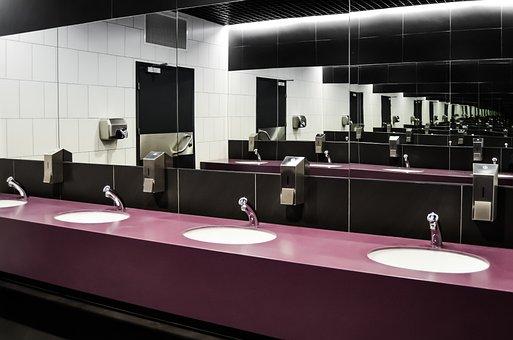 Wc, Toilet, Purely, Public Toilet
