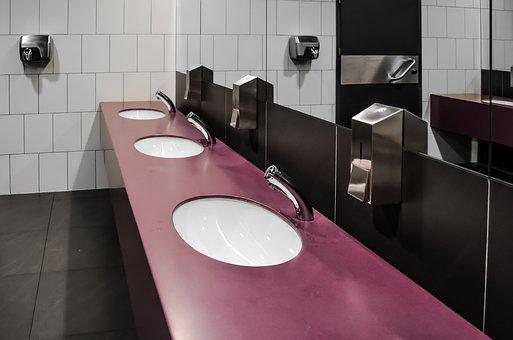 Öffentliche, Toilette - Kostenlose Bilder Auf Pixabay Offentliche Toilette Park Landschaft
